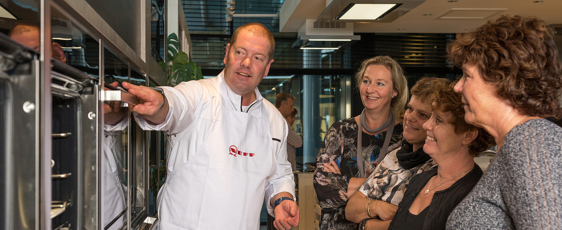 Een wereld aan inspirerende keukenapparatuur for Keukenapparatuur hoofddorp