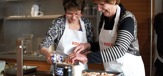 Koken met Bosch workshop
